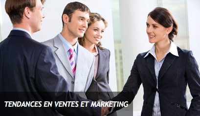 Tendances en ventes et marketing
